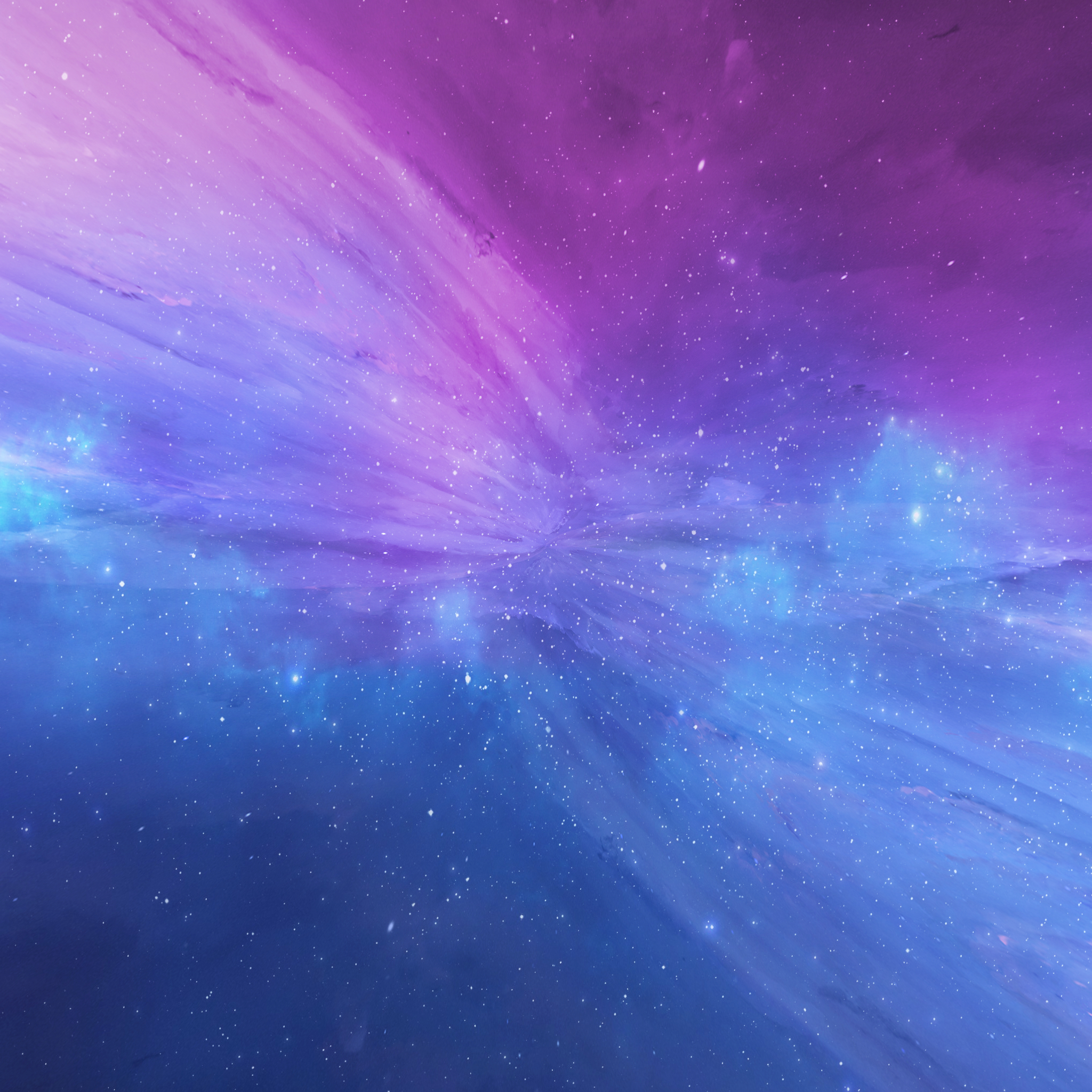 Wildly Colored Galactic HD Wallpapers at 20482048 Resolution 2048x2048