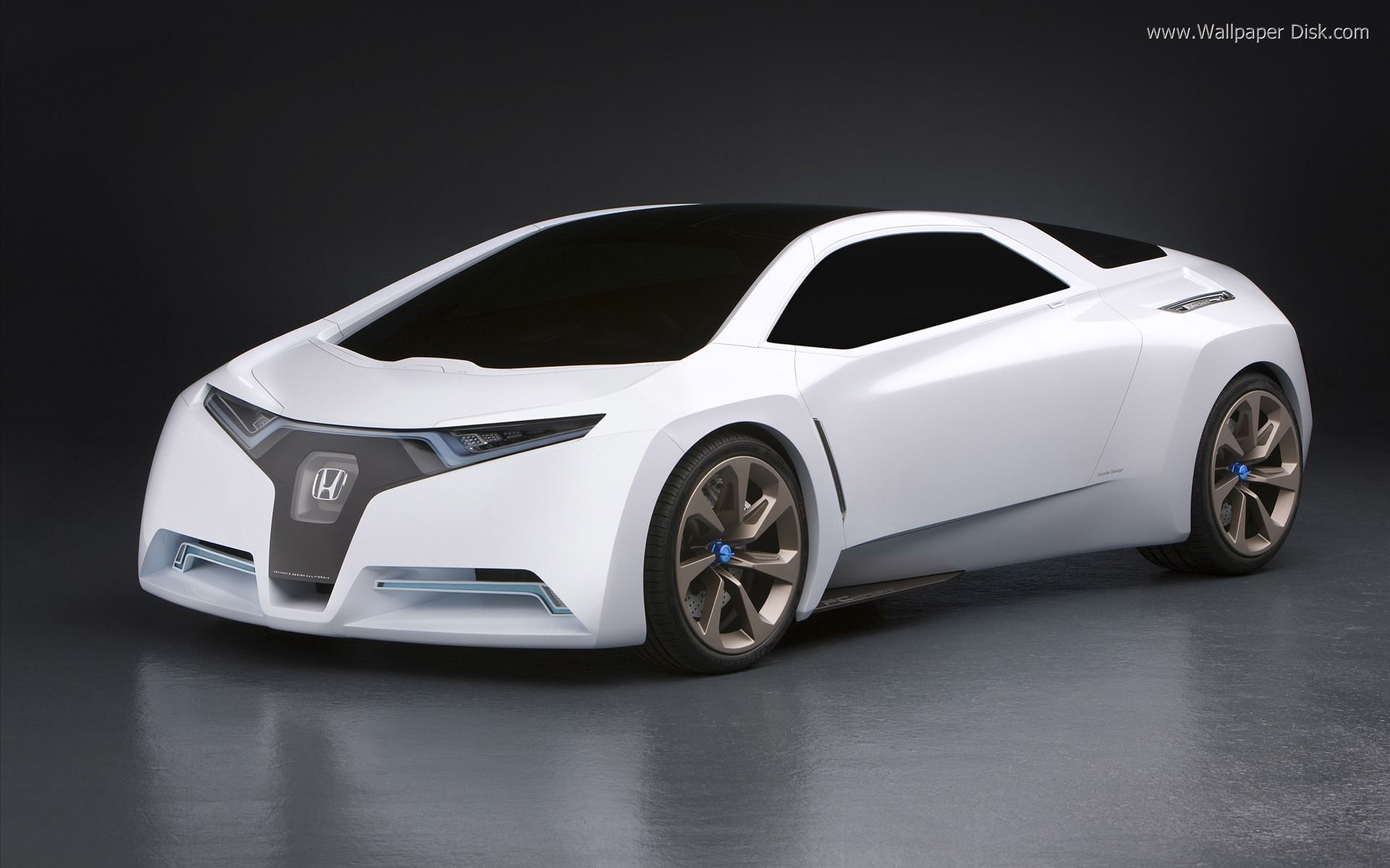 Best LATEST WHITE HONDA CAR desktop wallpapers background collection 1920x1200