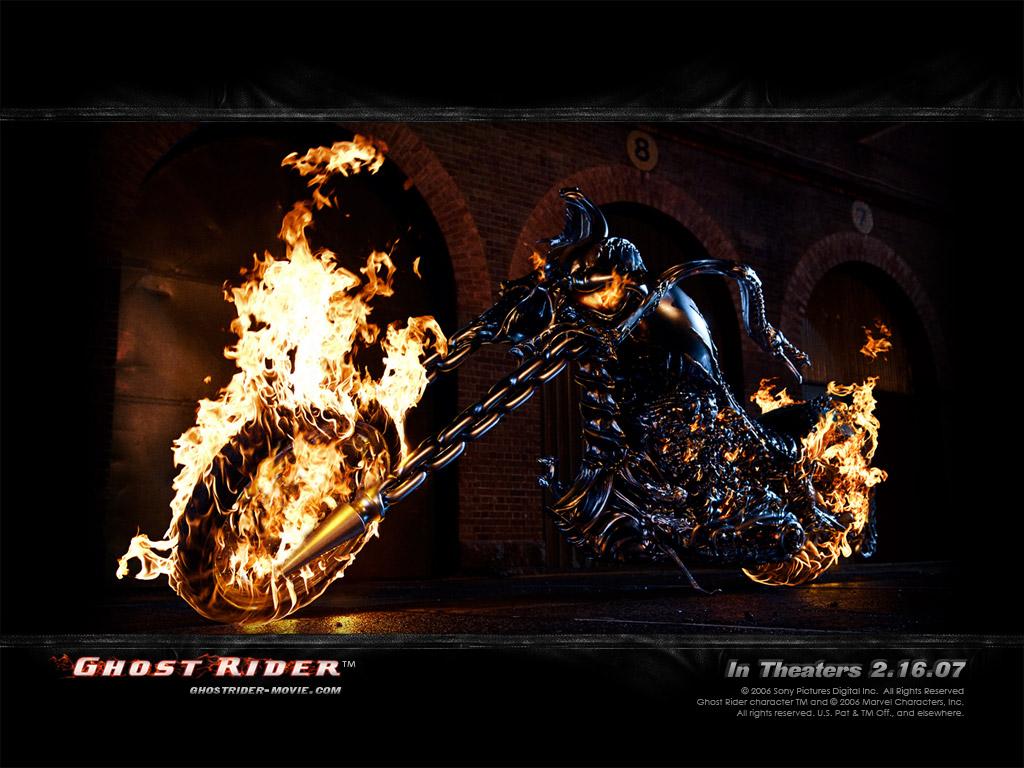 Ghost Rider 1024x768