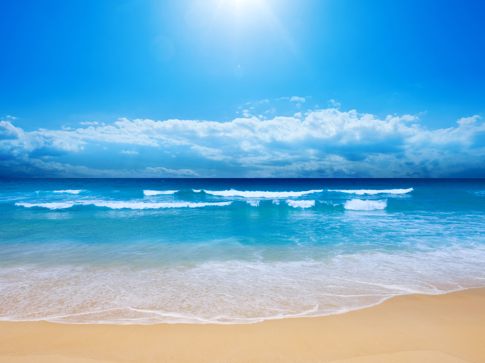 1317 Beach HD Wallpapers Backgrounds 1600x1200