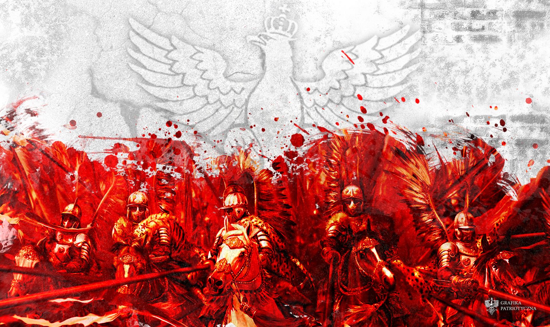 Polish Hussars Patriotic Wallpaper by B0dziu 1920x1144