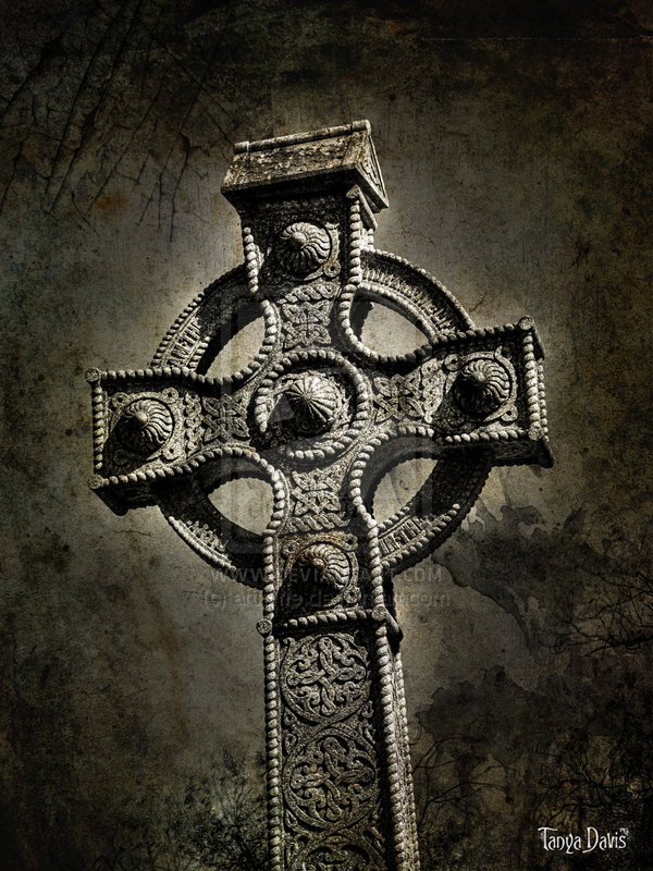 Celtic cross iphone wallpaper wallpapersafari