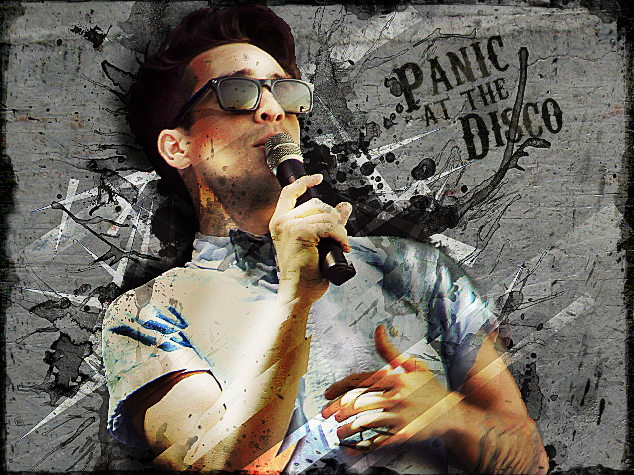Panic At The Disco Wallpaper by Sleepy Stone 1265x949