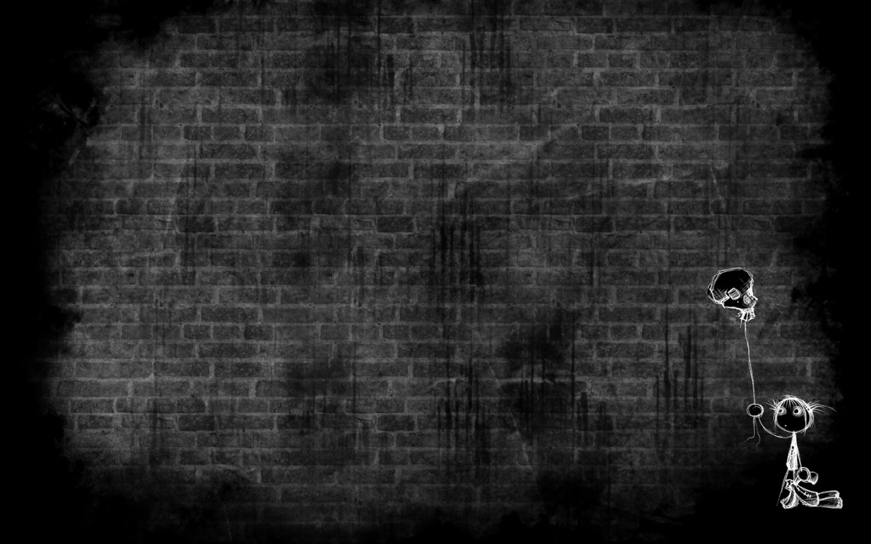 Desktop wallpapers Creative Wallpaper Brick wall 1440900 1440x900