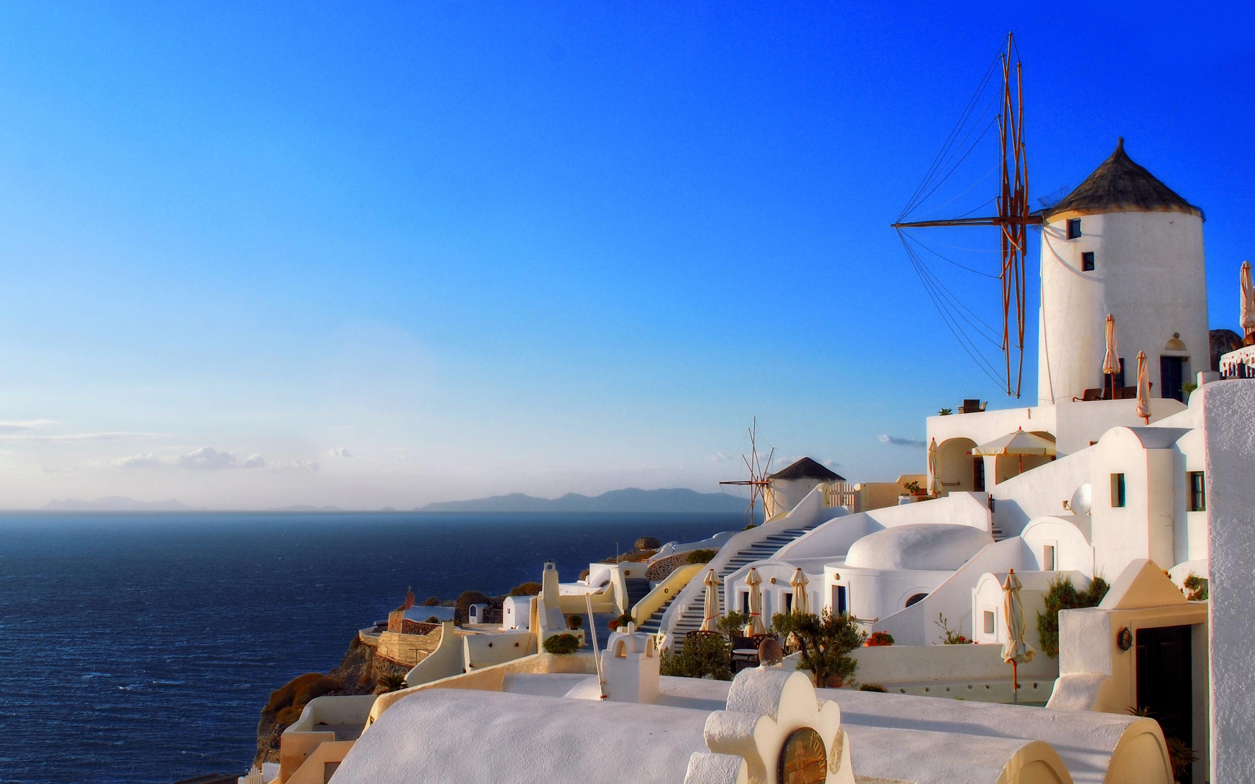 Dream Summer 2012   santorinigreece Wallpapers   HD Wallpapers 96347 2560x1600