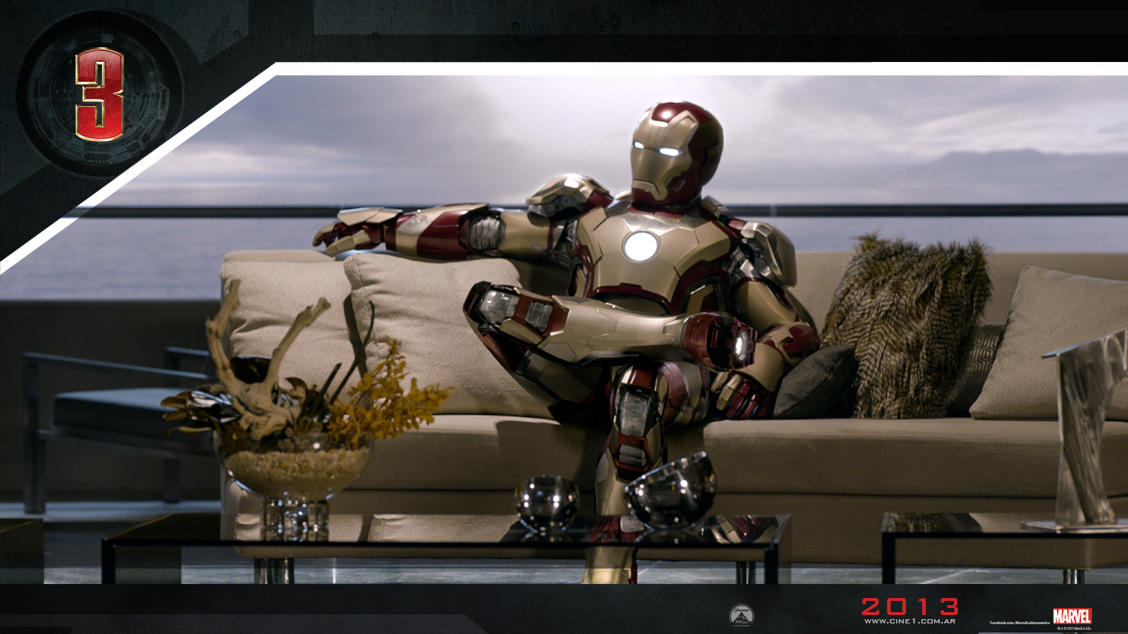 Wallpaper Iron Man 3 1600x900jpg 1600x900