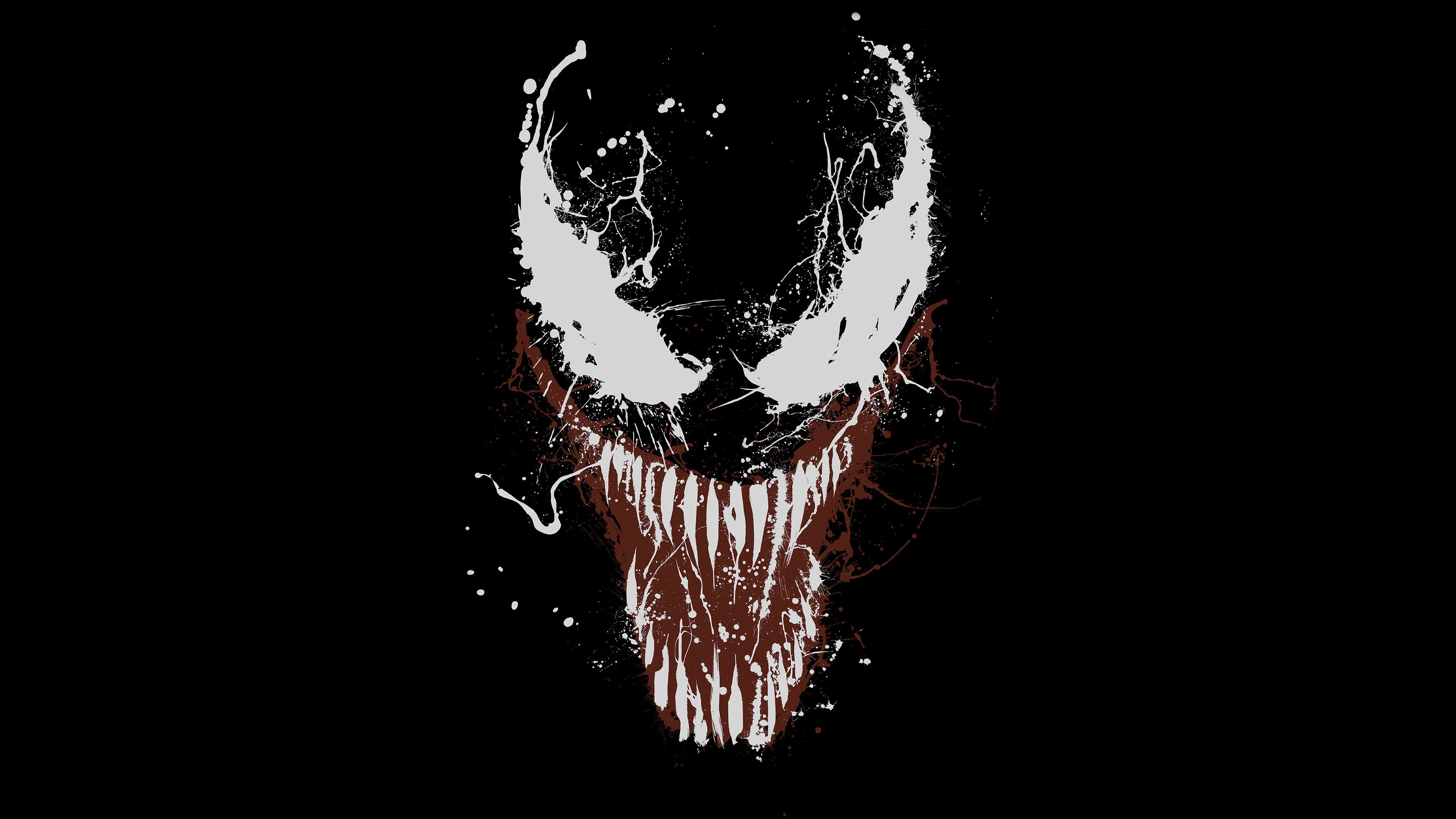 Venom Movie Poster 2018 Venom wallpapers venom movie wallpapers 3840x2160