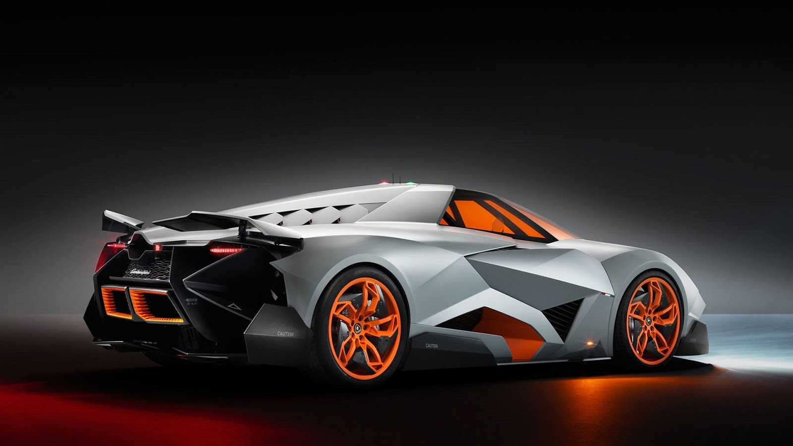 Lamborghini Egoista HD 1080p Resim Hd Wallpapers 1600x900