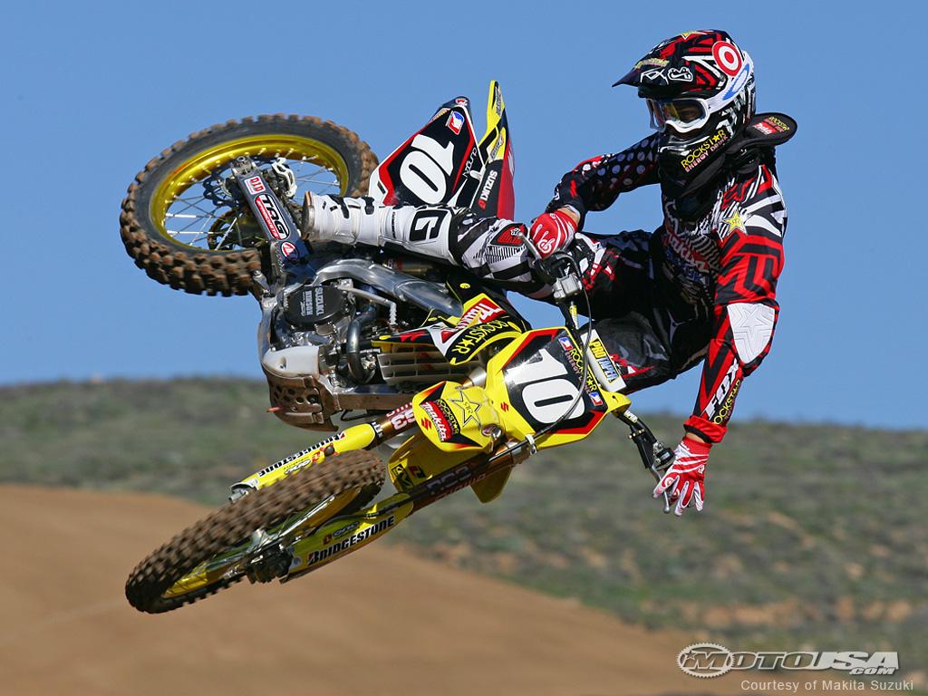 Motocross Wallpapers - WallpaperSafari