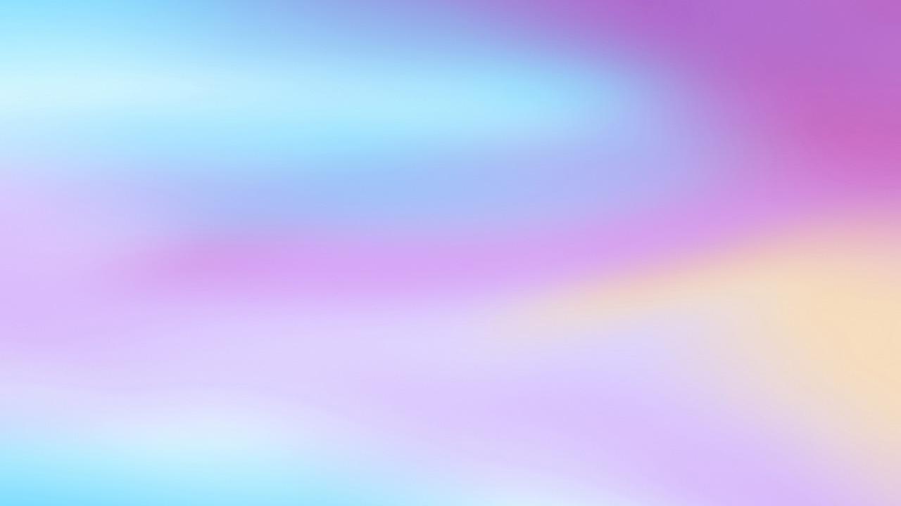 Pastel Desktop Wallpaper 1280x720