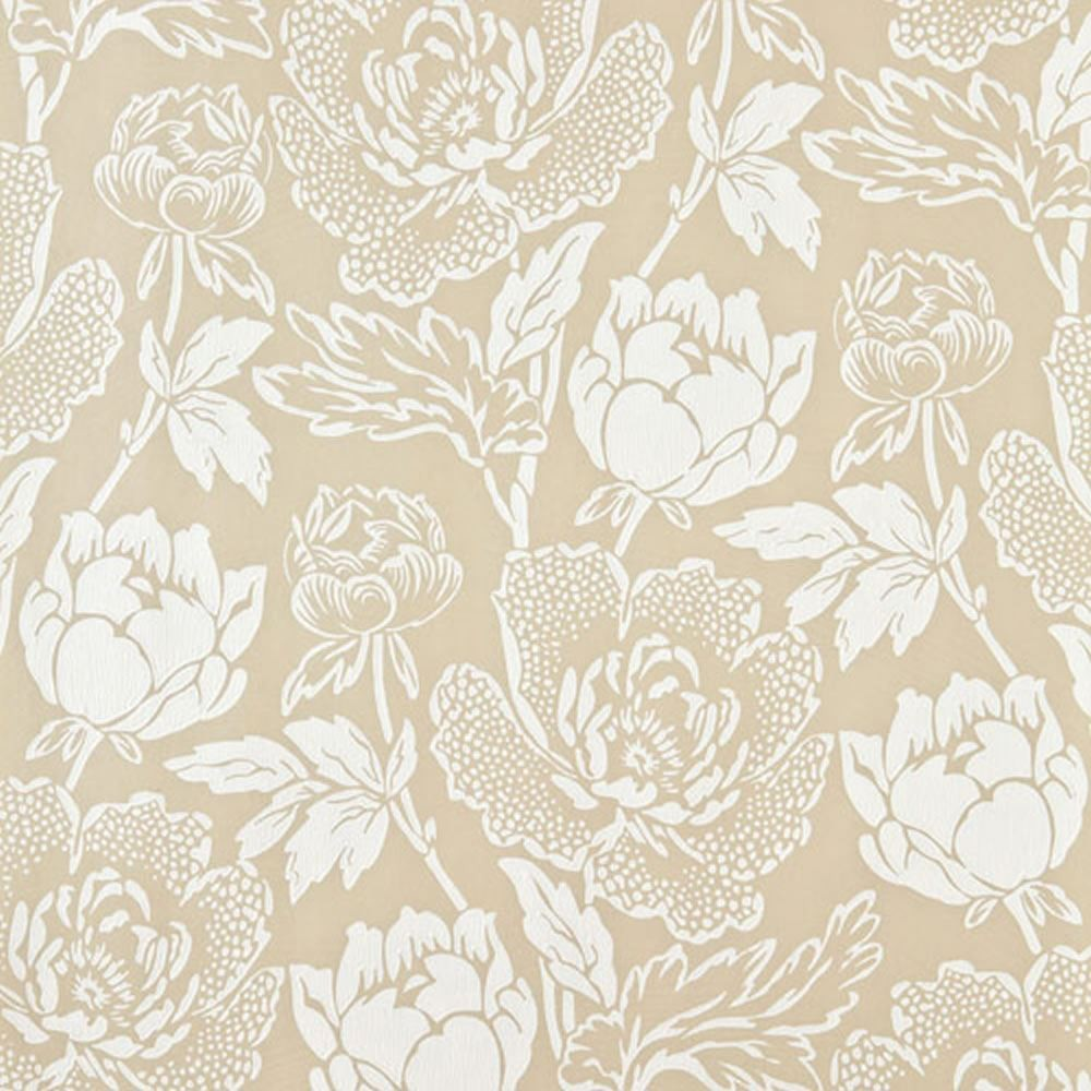 Decor Supplies White Sandy Gold   BP2305   Peony   Floral   Grace 1000x1000