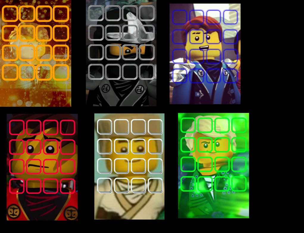 Ninjago Ipod Wallpaper By ChibiCinnamonRoll On DeviantART 1021x783
