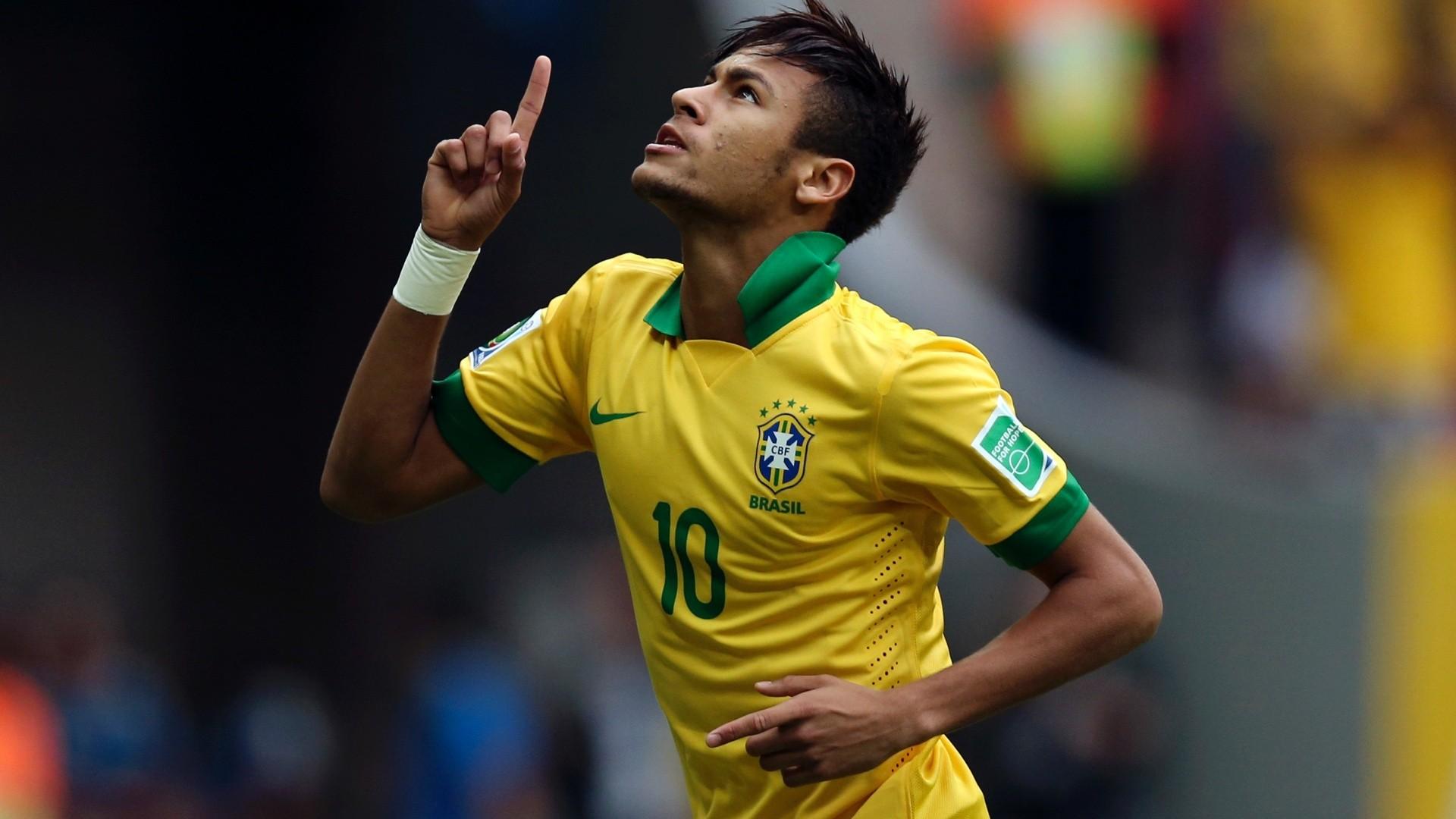 Neymar Wallpapers Celebrate Brazils Bright Soccer Future 1920x1080