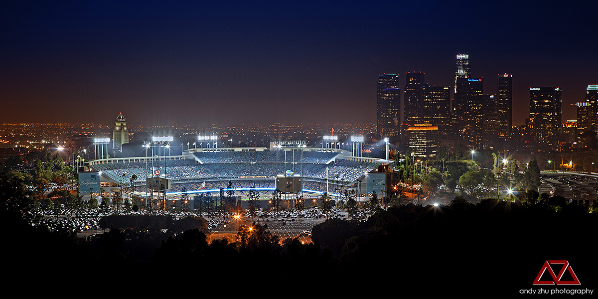 64 Dodgers Stadium Wallpaper On Wallpapersafari