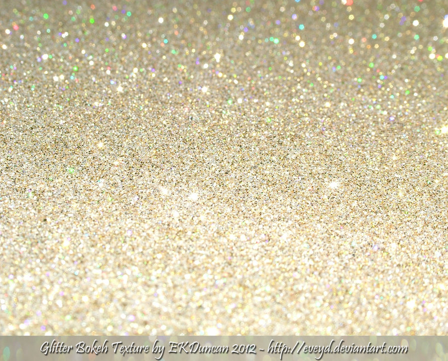 Bokeh Glitter Gold 1 Texture Background by EveyD 900x726