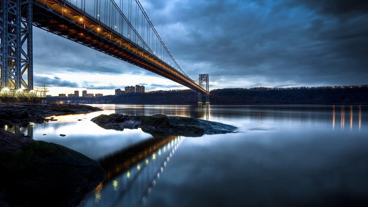 George Washington Bridge Wallpaper 9   1200 X 675 stmednet 1200x675