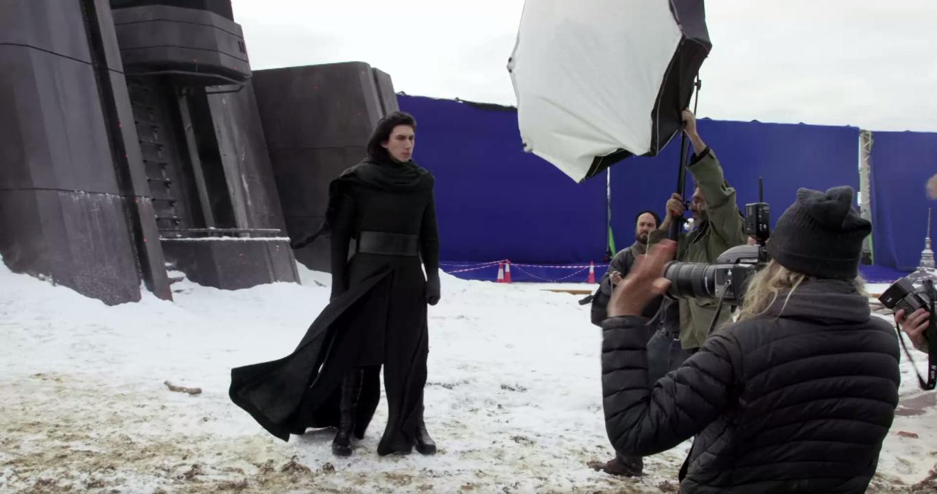 Who Is Kylo Ren Really Fan Theories And Everything Else We Sort of 1366x720