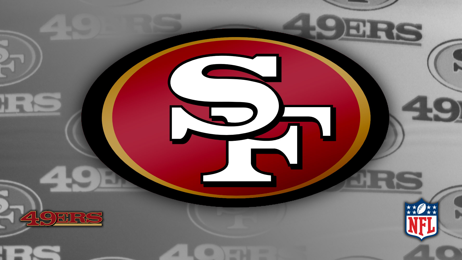 49ers San Francisco Forty Niners 1600x1200 Standard Enter Wallpapers 1920x1080
