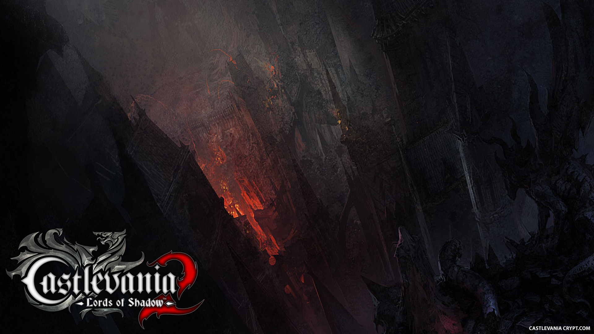 48 Castlevania Lords Of Shadow Wallpaper On Wallpapersafari