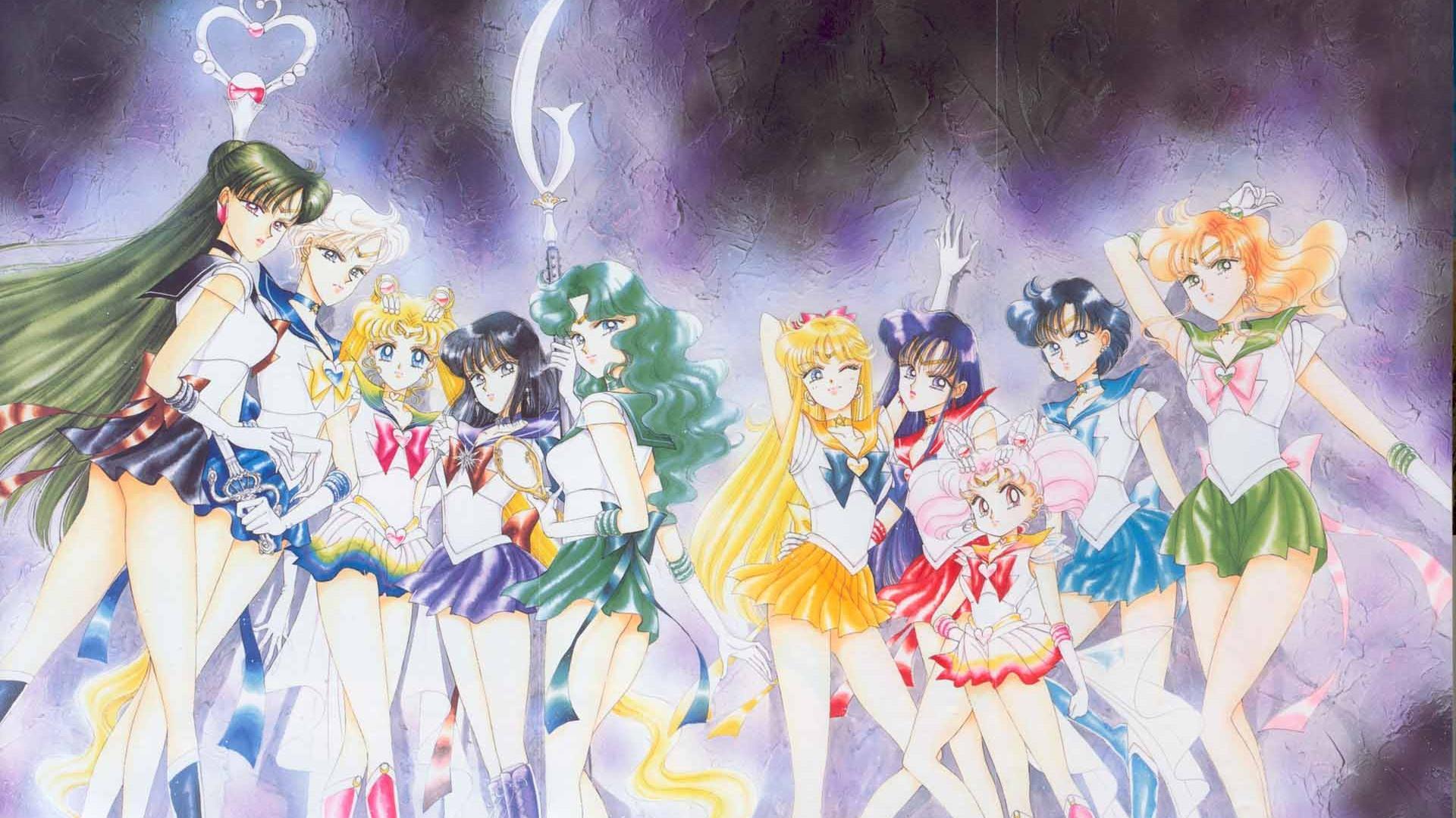 Sailor Moon wallpapers hd 1920x1080
