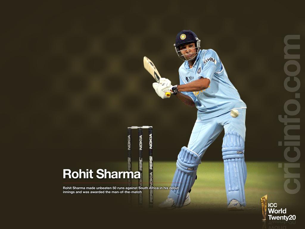 Live Cricket Magazine rohit sharma wallpapers 1024x768