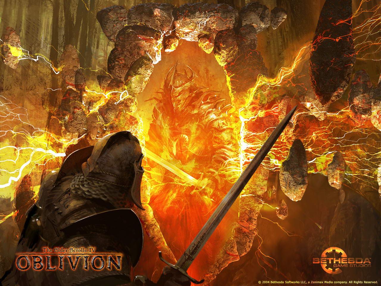 Pics Photos   Oblivion Wallpaper 1280x960