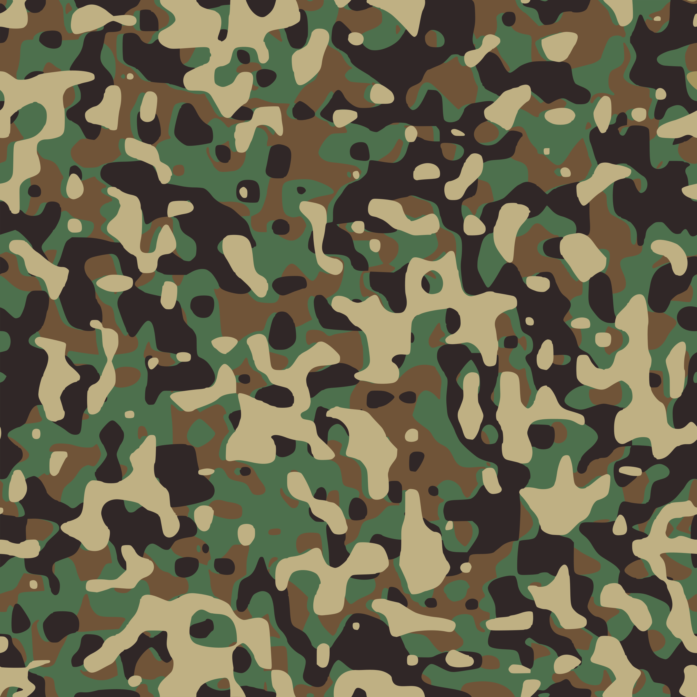Army Camo Wallpaper 2400x2400