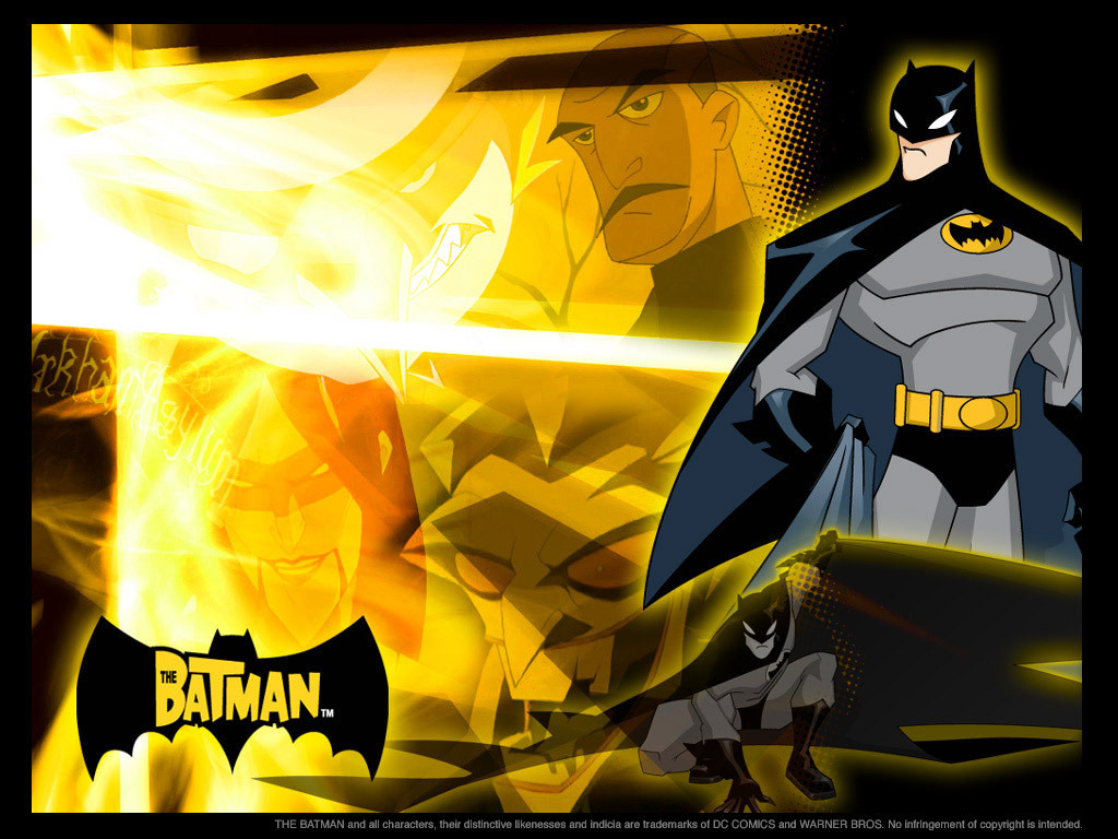 Cool Wallpaper   The Batman Wallpaper 21967005 1024x768