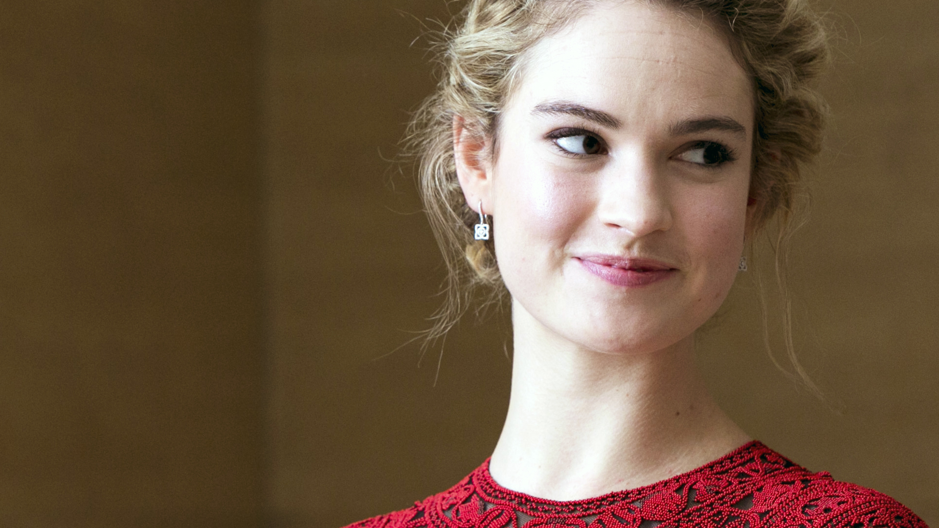 HD Lily James Wallpapers 1 HdCoolWallpapersCom 1920x1080