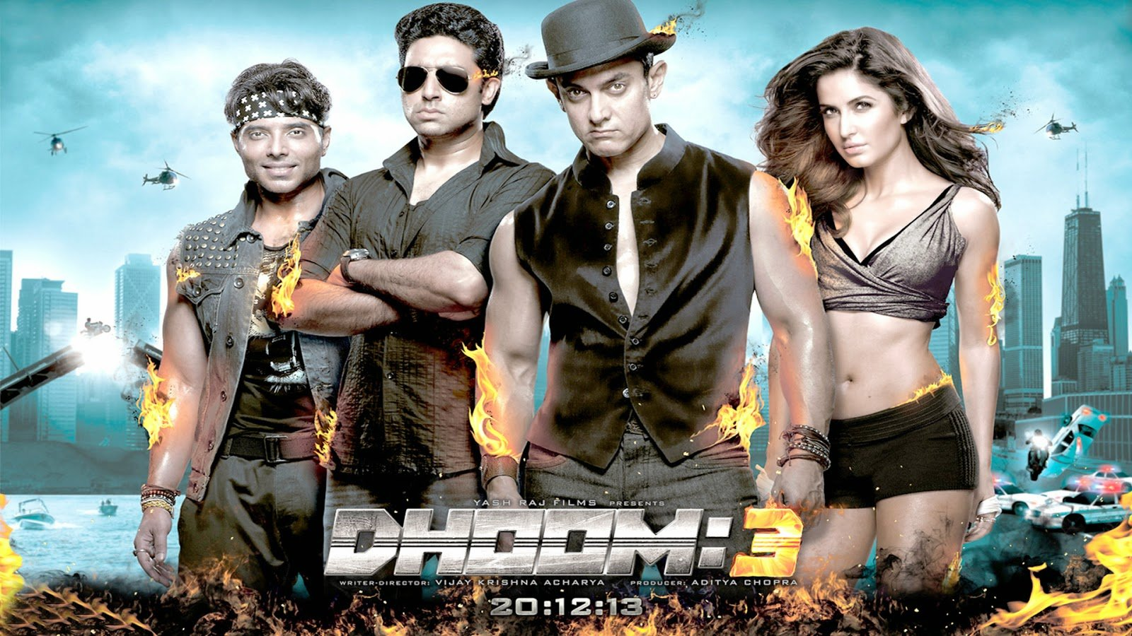 Best 39 Dhoom 3 Wallpapers on HipWallpaper Dhoom 3 Wallpapers 1600x900