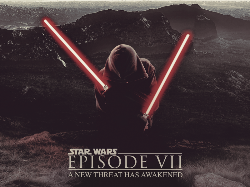 Free Download Dribbble Star Wars Episode Vii Wallpaper By