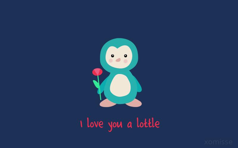 cute penguin wallpaper for desktop wallpapersafari