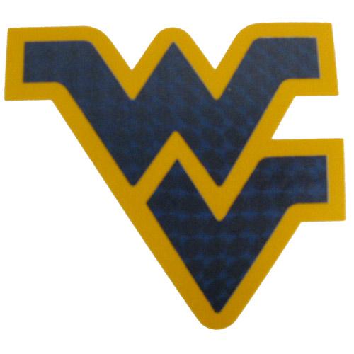 Pin West Virginia Flying Logo 500x500