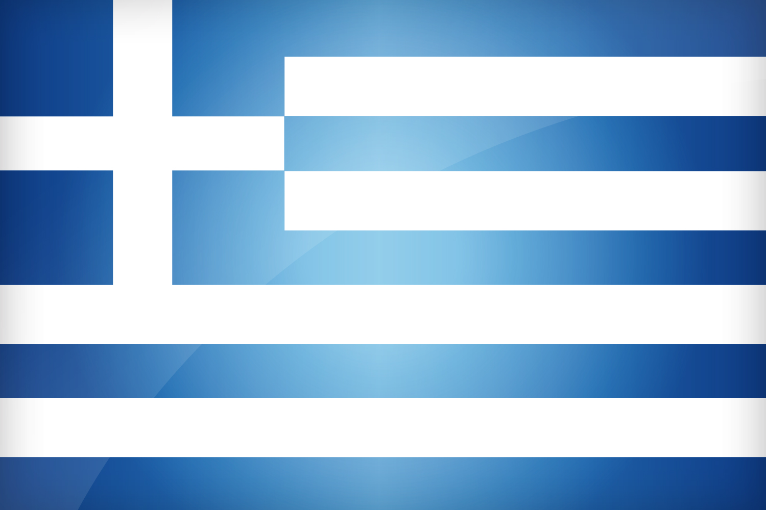 Flag of Greece Find the best design for Greek Flag 1500x1000