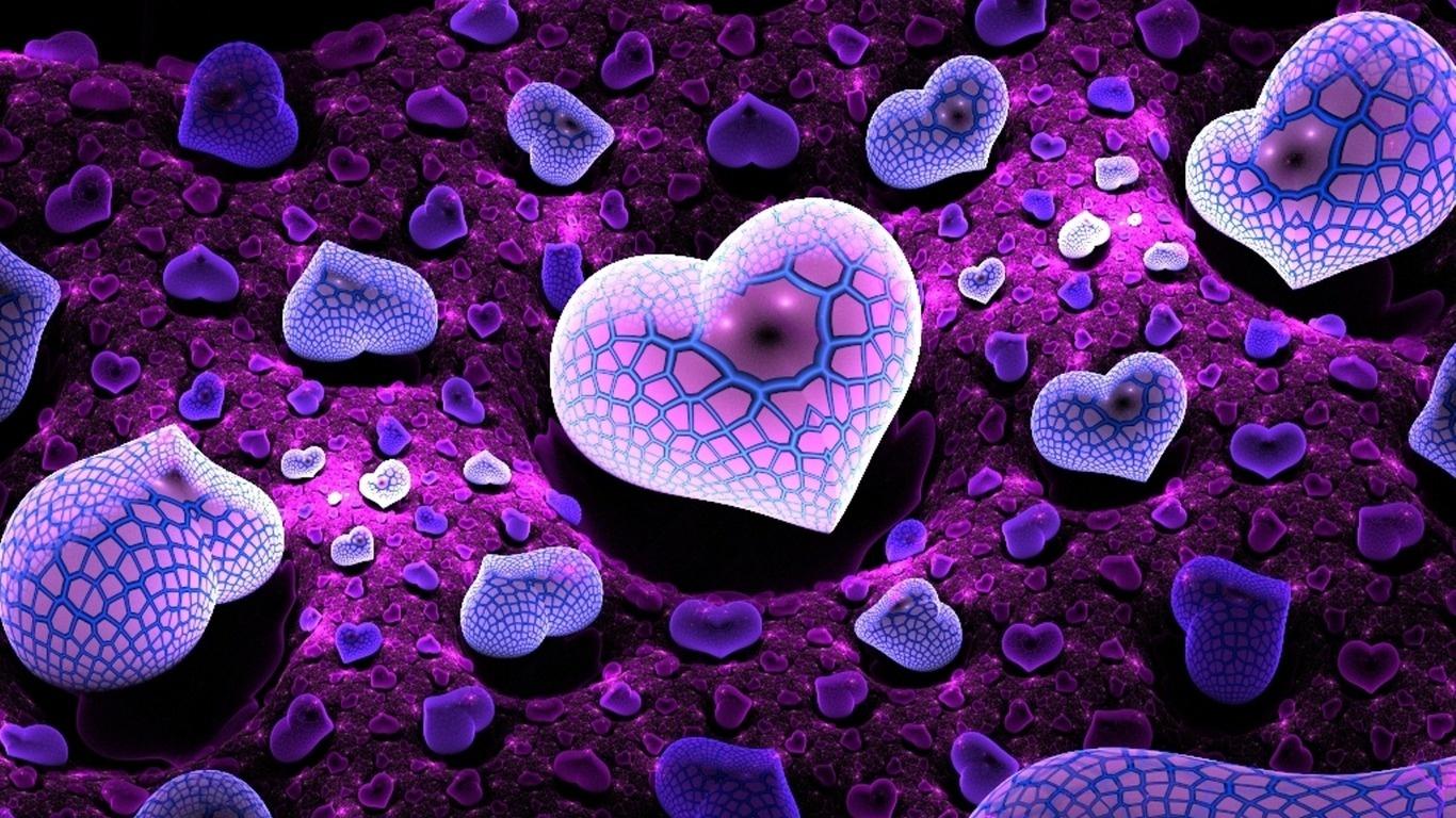 Purple Heart Wallpapers wallpaper Purple Heart Wallpapers hd 1366x768