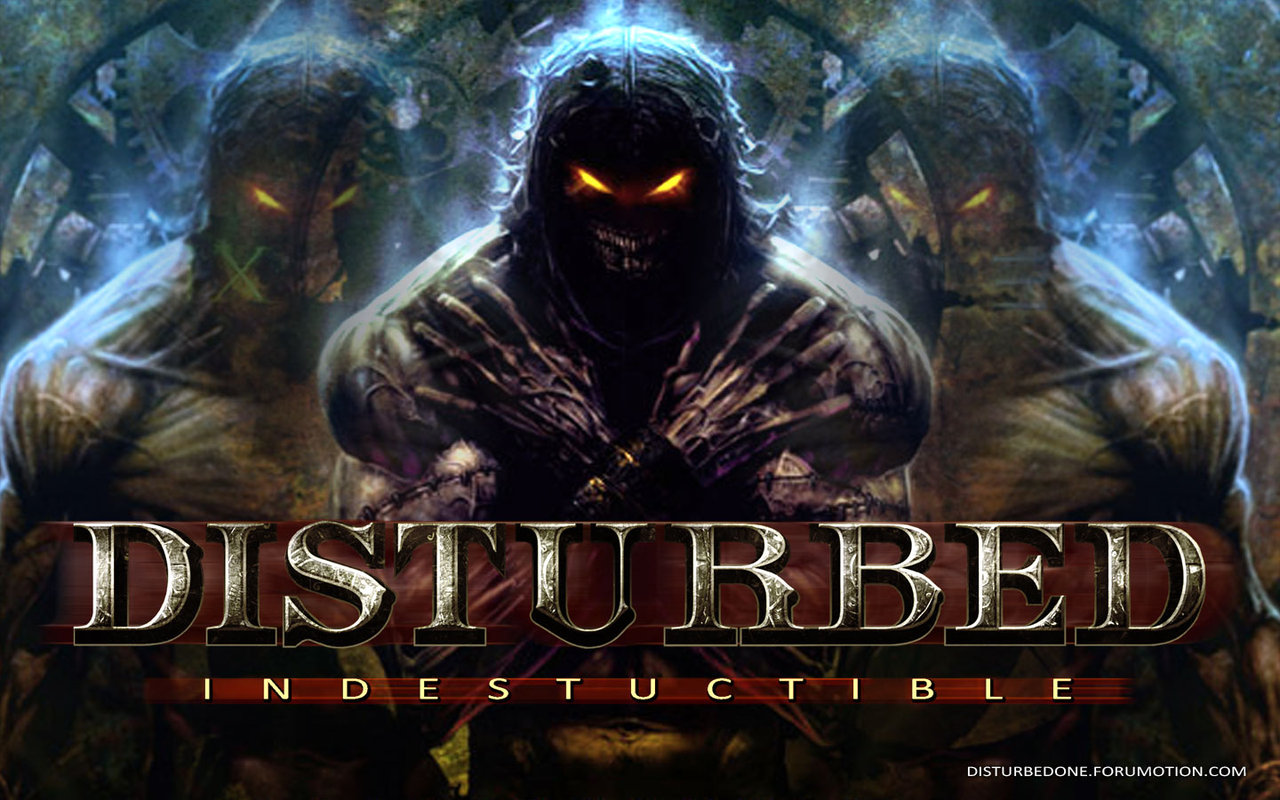 disturbed duality wallpaper by morbustelevision2 fan art wallpaper 1280x800