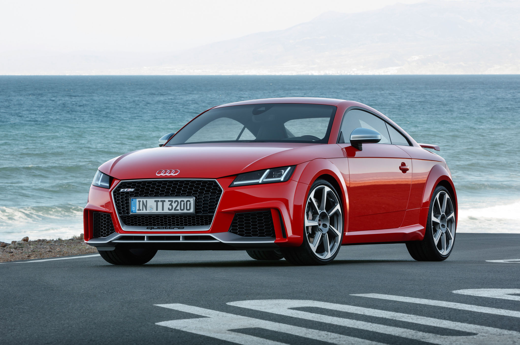 2017 Audi TT RS Roadster High Resolution Wallpapers ...