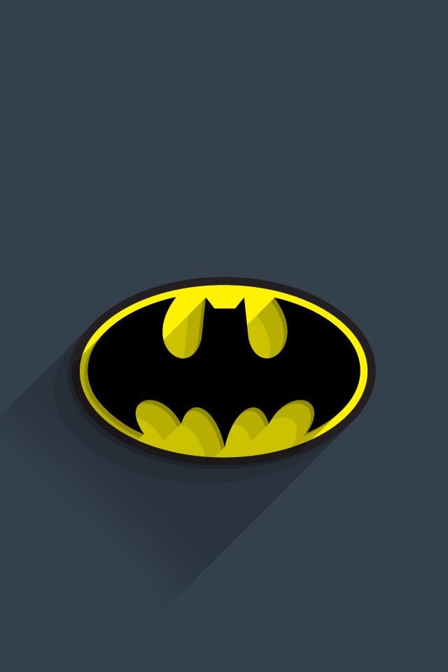 Photos batman vs superman logo iphone wallpaper page 7 640x960