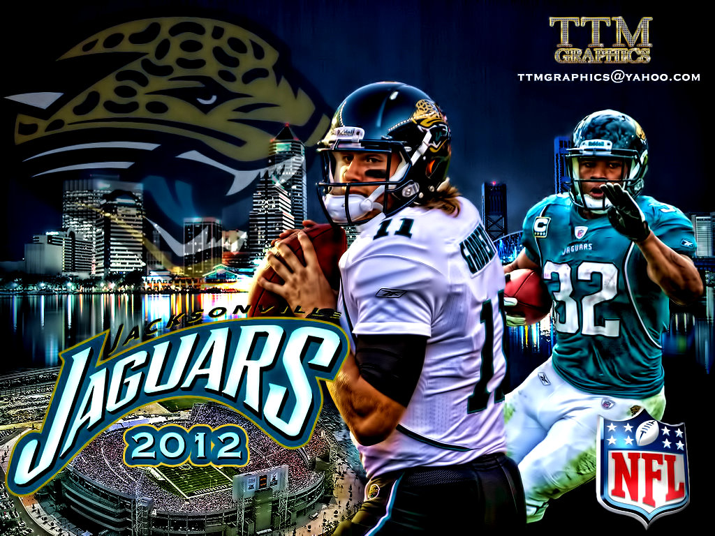 Jacksonville Jaguars Wallpaper by tmarried 1024x768