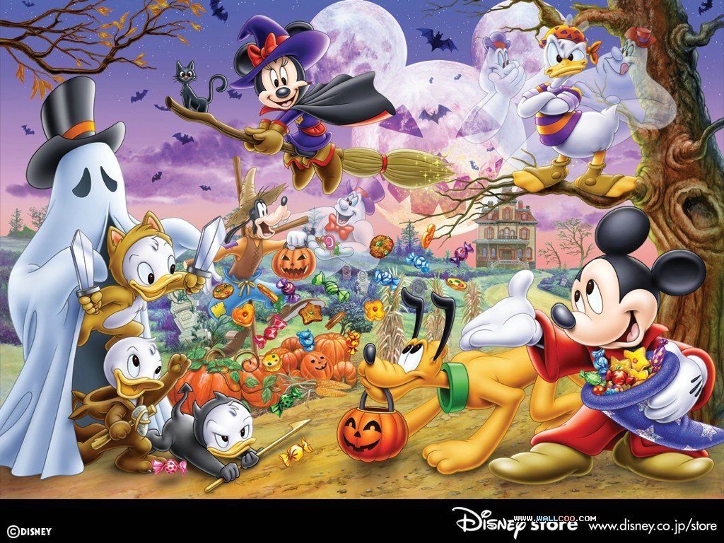 Disney Cartoon Characters   MICKEY MOUSE Wallpapers24   wallcoonet 1024x768