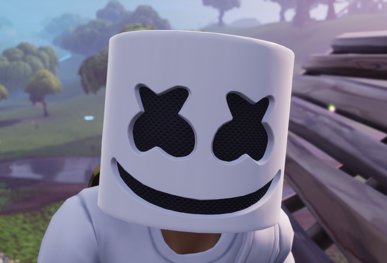 Fortnite Is Giving All Marshmello Skin Owners Something If 1280x868