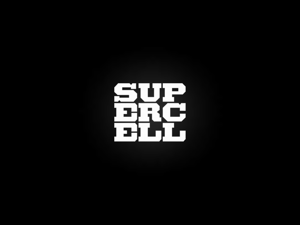 Supercell Wallpapers 1024x768