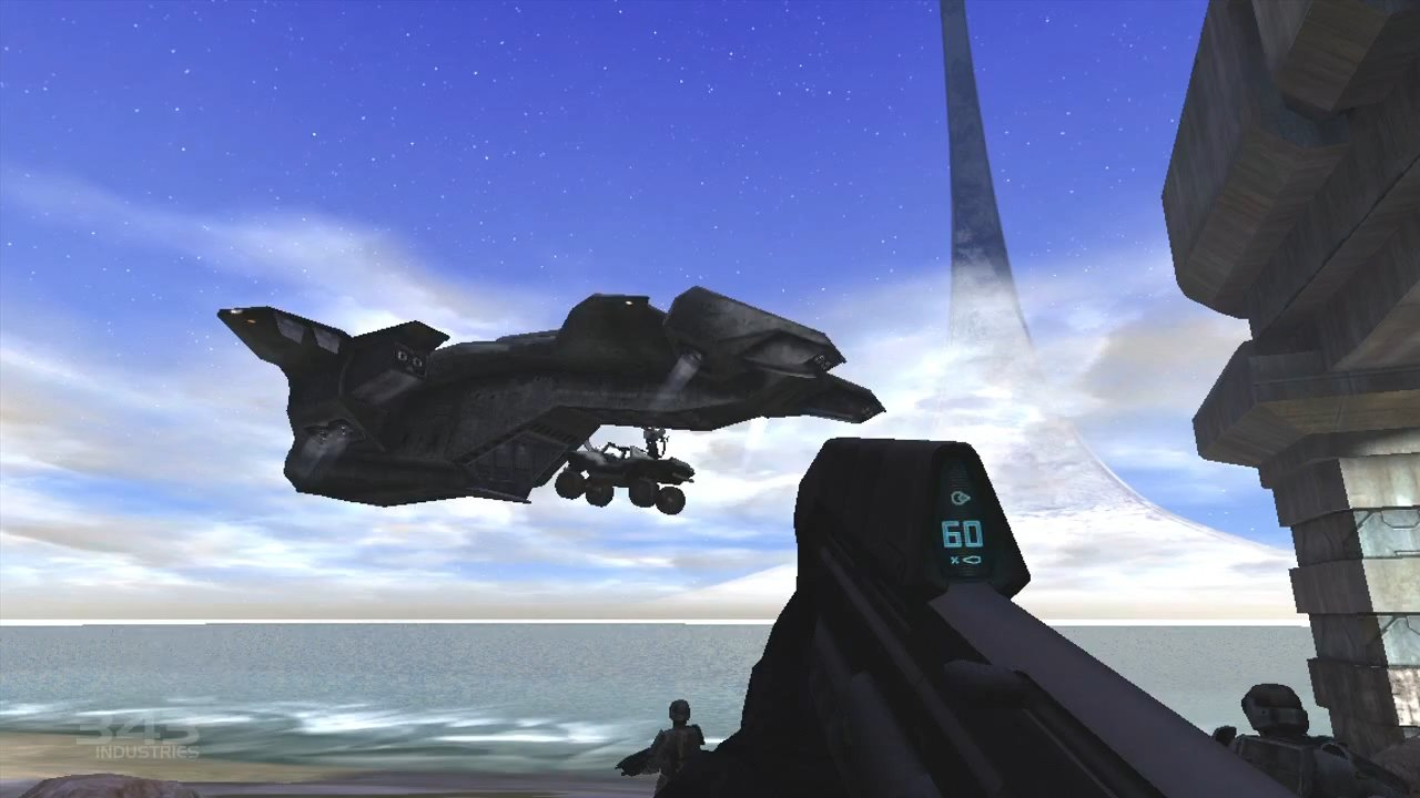 Halo Combat Evolved Anniversary video game wallpapers Wallpaper 1280x720
