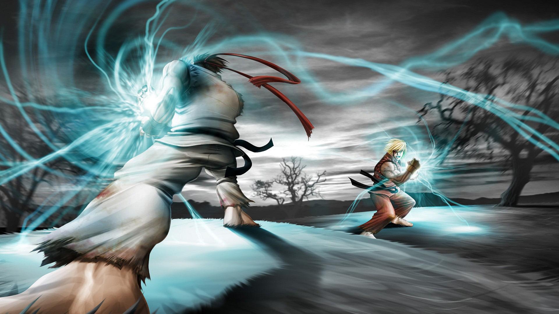 Street fighter ryu wallpaper wallpapersafari - Ken hd wallpaper ...