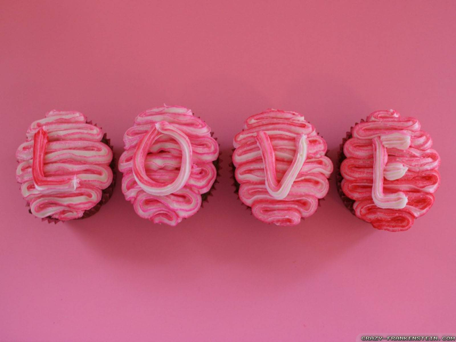 valentines day candy cupcakes wallpapers   Love Wallpaper 1600x1200