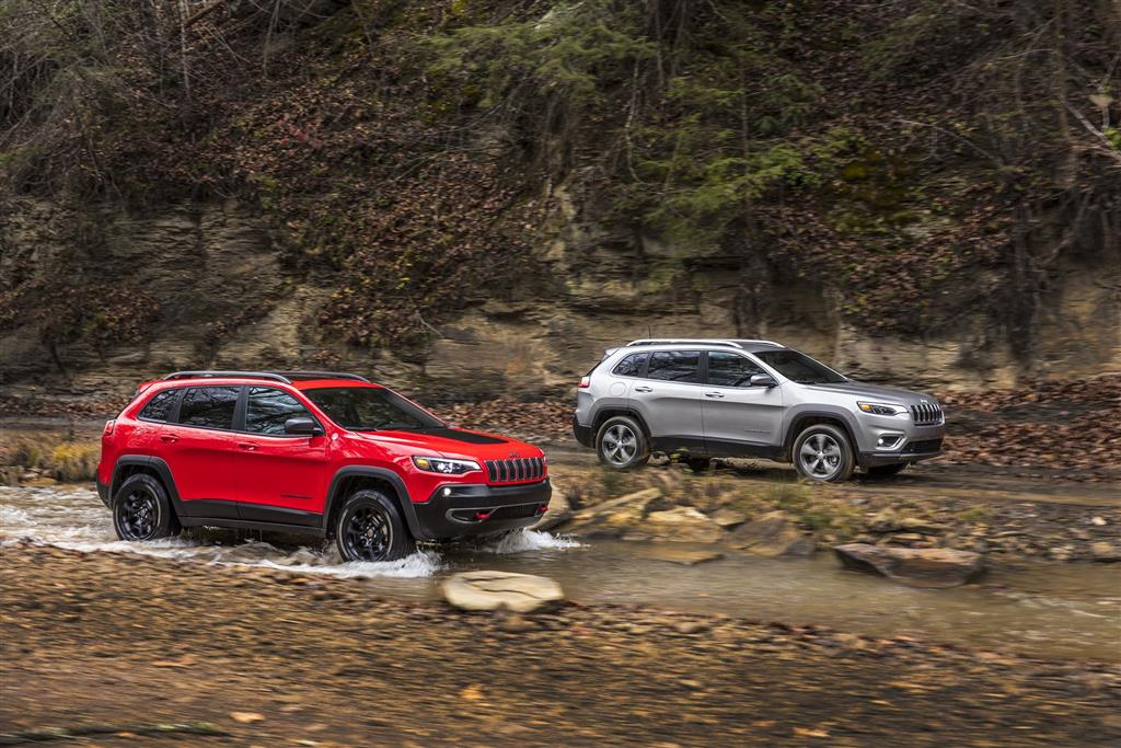 2019 Jeep Cherokee Wallpaper and Image Gallery 1024x683