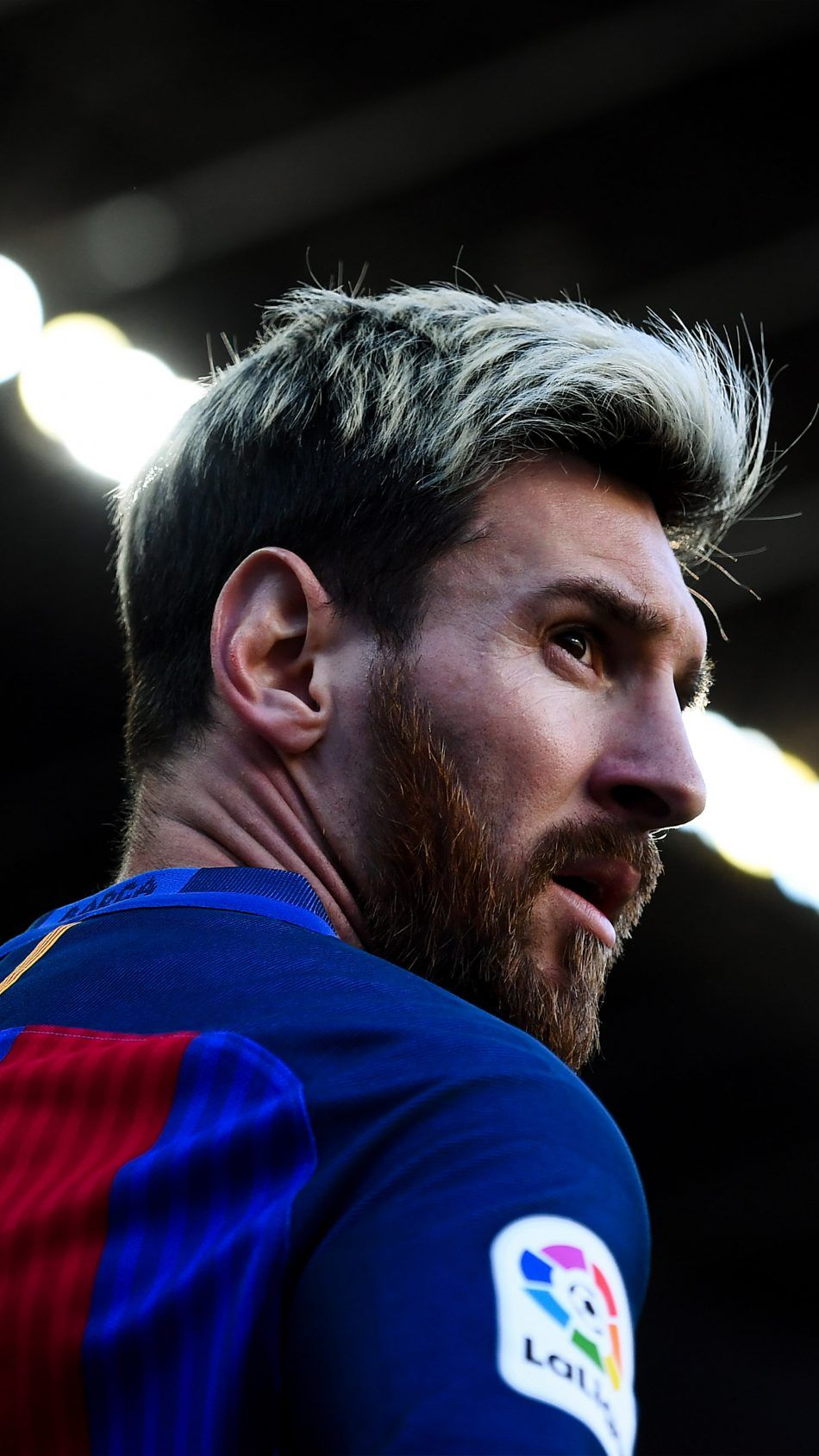 Download Lionel Messi 2018 Pure 4K Ultra HD Mobile Wallpaper 950x1689