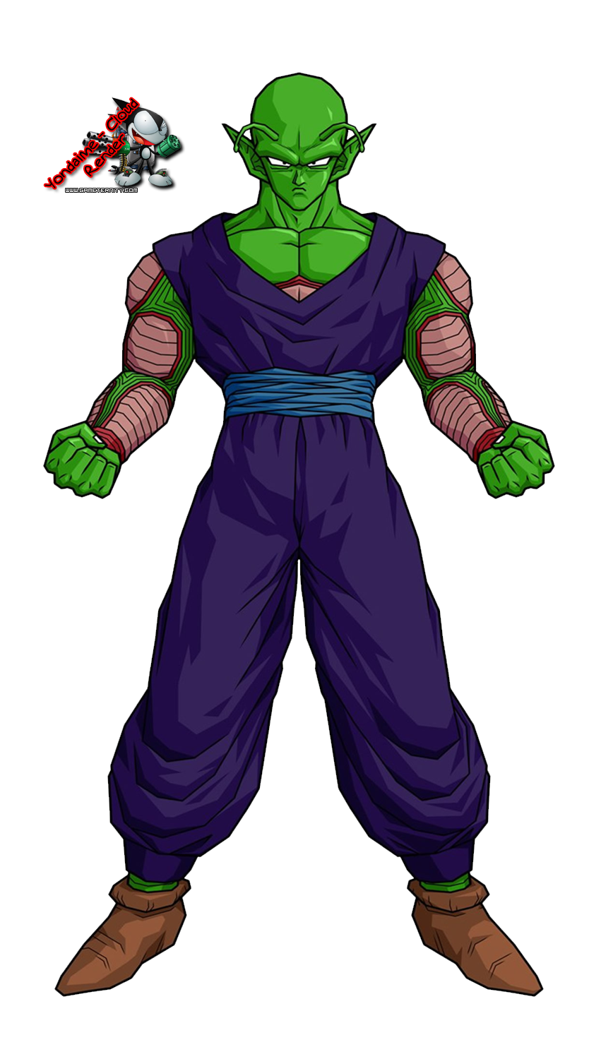 Free Download Dragon Ball Z Wallpapers Piccolo 851x1500 For Your