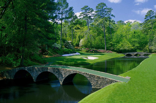 Faddy Golf: The Masters: Greatest sporting event in the world?