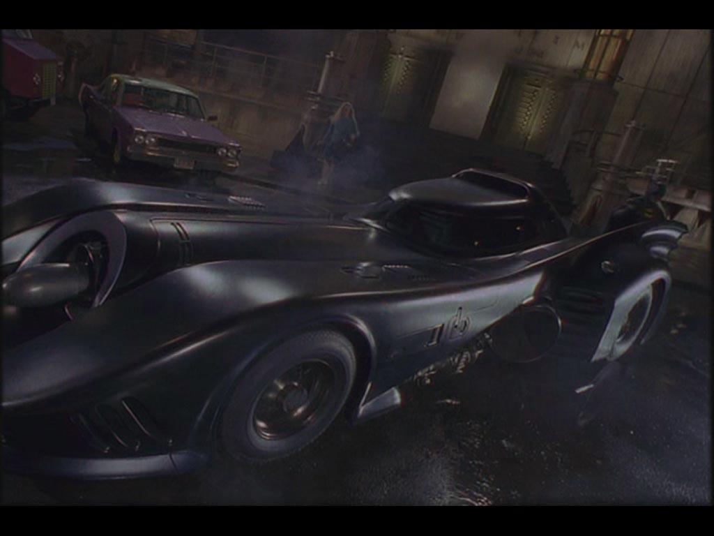 Batmobile Wallpaper 1024x768 Batmobile 1024x768